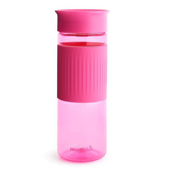"Поильник Munchkin ""Miracle 360 Hydration"", 710 мл, арт. 01249, цвет Розовый"