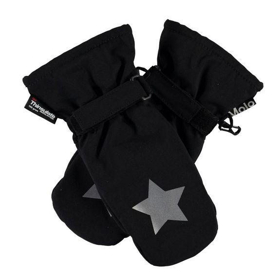 Термоварежки Molo Mitzy Black, арт. 7W20S105.0099, цвет Черный