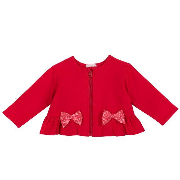 Жакет Chicco Apple, арт. 090.09365.075, цвет Красный