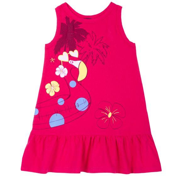 Платье Chicco Hello summer, арт. 090.03700.018, цвет Малиновый