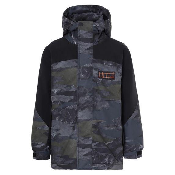 Термокуртка Molo Harrison Mountain Camo, арт. 5W20M305.6138, цвет Серый