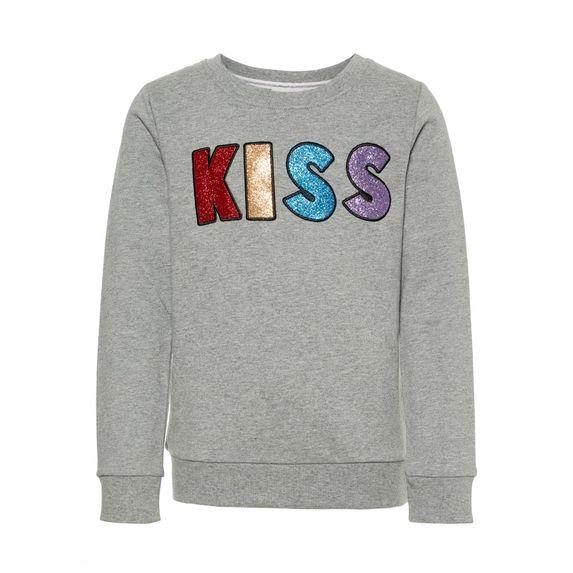 Джемпер Name it Kiss, арт. 193.13167325.GMEL, цвет Серый