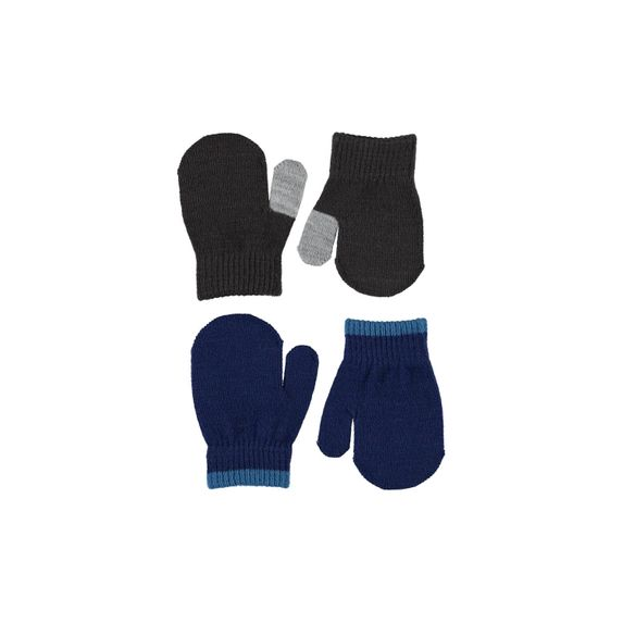 Варежки Molo Kenny Ink Blue (2 пары), арт. 7W20S102.8216, цвет Синий