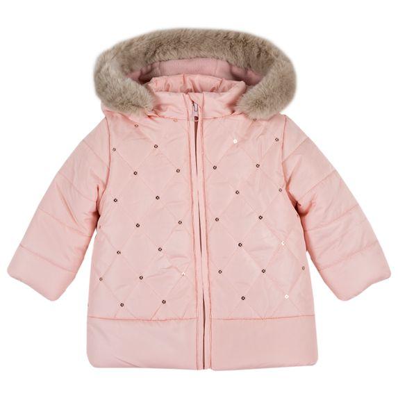 Термокуртка Chicco Mary, арт. 090.87163.015, цвет Розовый