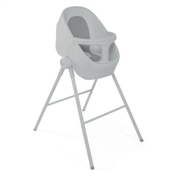 Стульчик для купания Chicco Bubble Nest, арт. 79117, цвет Серый