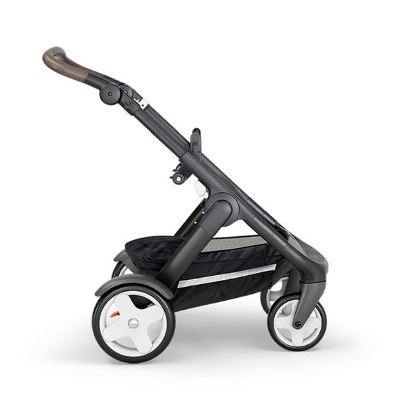 Шасси Stokke Trailz с колесами Classiс, арт. 4987, цвет Black-Brown