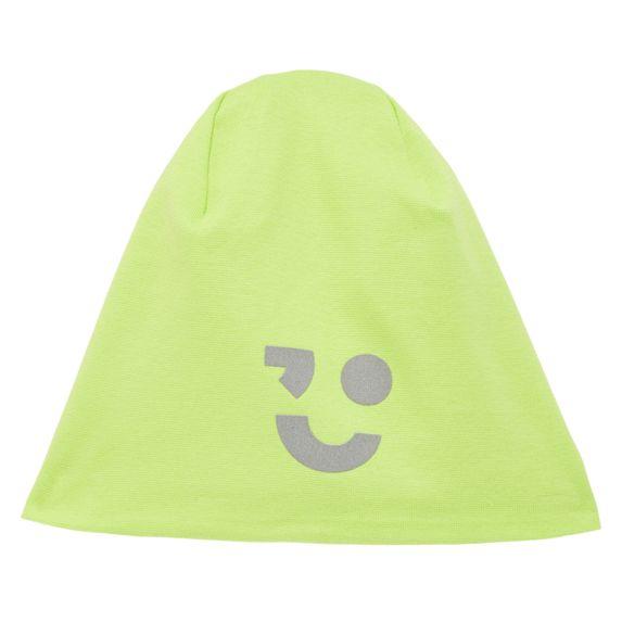 Шапка Name it Smile green, арт. 203.13179600.ALIM, цвет Салатовый